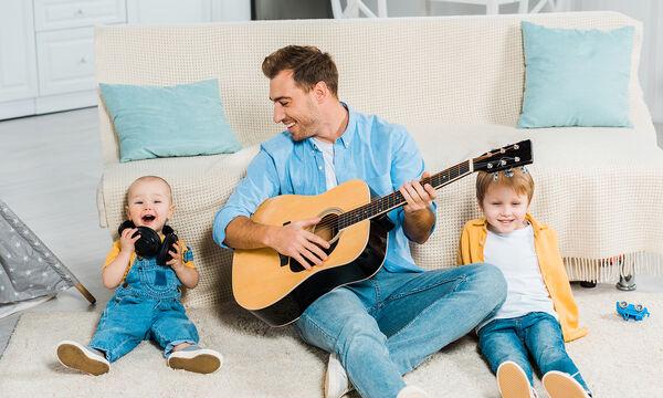 Πέντε μουσικές δραστηριότητες για νήπια