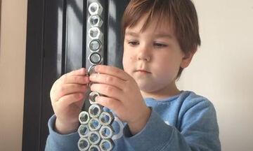 Πέντε αυτοσχέδια παιχνίδια με μαγνήτες για τα παιδιά