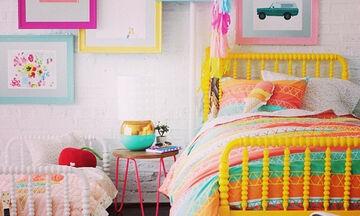 Απλές και όμορφες ιδέες για να ανανεώσετε το παιδικό δωμάτιο