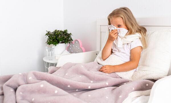 Τι πρέπει να τρώει το παιδί όταν είναι άρρωστο;