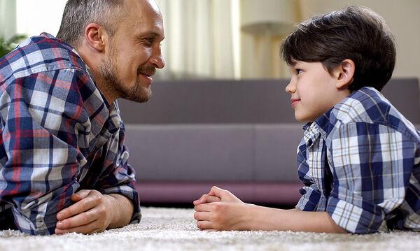 Αναγνωρίζοντας τον μοναδικό ρόλο του πατέρα