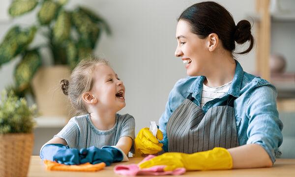 Tips για μαμάδες:Φτιάξτε μόνοι σας φυσικά καθαριστικά για όλες τις χρήσεις