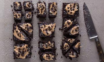 Με αυτή τη συνταγή θα φάνε τα μικρά σας τα κολοκυθάκια - Choco Brownies