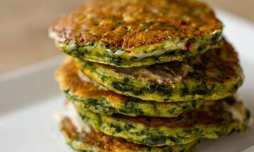Τα Pancakes του Ποπάυ - Μια συνταγή για να φάνε τα παιδιά σπανάκι