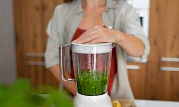 Tips για μαμάδες: Πράσινο smoothie για ευεξία & ενίσχυση του ανοσοποιητικού