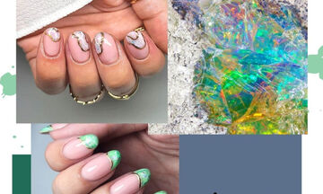 #OpalNails είναι η νέα τάση στο nail art που μας έχει γίνει εμμονή