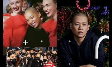 O Jason Wu σε μία αποκλειστική συνέντευξη αναλύει τη νέα, post-Covid 19 εποχή της μόδας