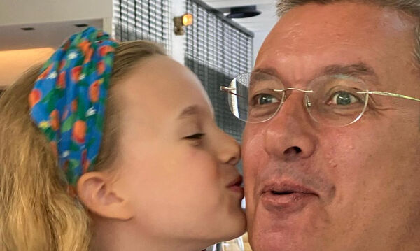 Εύα Χατζηνικολάου: Οι καλύτερες στιγμές με τον μπαμπά της