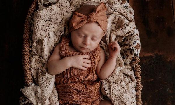 Αυτές οι boho φωτογραφίες μωρών θα σας μαγέψουν
