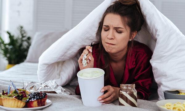 Tips  για μαμάδες: Πώς να σταματήσετε το συναισθηματικό φαγητό