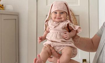 Αυτό το μωράκι θα σας κλέψει την καρδιά (pics)