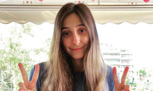 Φωτεινή Αθερίδου: Δείτε πώς φωτογράφισε τον γιο της