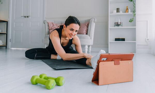 Γυμναστική για μαμάδες: 20λεπτο πρόγραμμα ασκήσεων για απώλεια λίπους