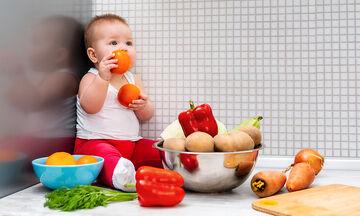 Επιτρέπεται  η ντομάτα στη διατροφή του μωρού;