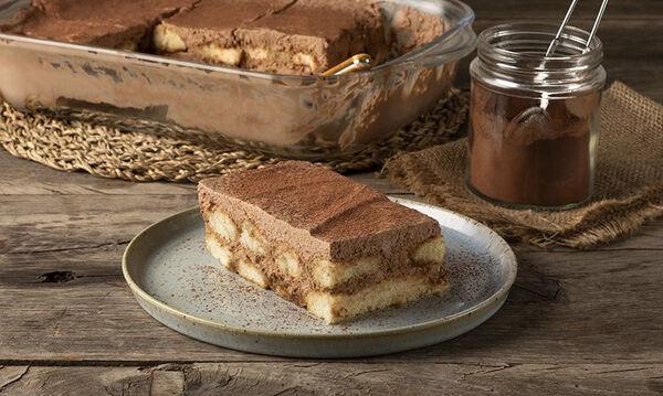 Τιραμισού σοκολάτας - Μία ιδιαίτερη συνταγή που θα λατρέψετε