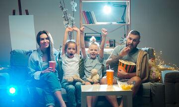 Movie night snacks: Υγιεινές ιδέες για όλη την οικογένεια