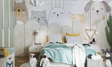 Παιδικό δωμάτιο: Ιδέες για να το διακοσμήσετε σε ανοιξιάτικα χρώματα