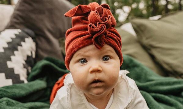 Μαμά φωτογραφίζει το μωρό της και οι φωτογραφίες της είναι απλά υπέροχες