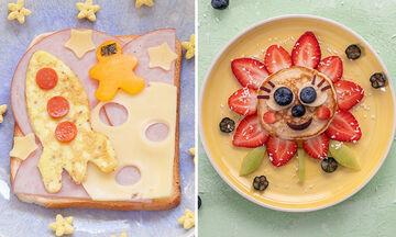 Πρωινό για παιδιά: 10 προτάσεις για πρωτότυπα πιάτα (pics)