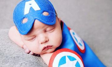 Μωράκια μεταμφιέζονται σε ήρωες της Disney και της Marvel (pics)