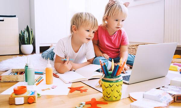 Επτά τρόποι να μεγαλώσετε ένα δημιουργικό παιδί