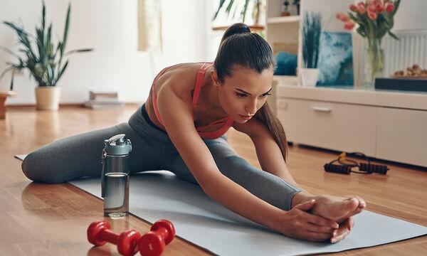 Γυμναστική για μαμάδες: Ασκήσεις κοιλιακών διάρκειας μόλις 3 λεπτών