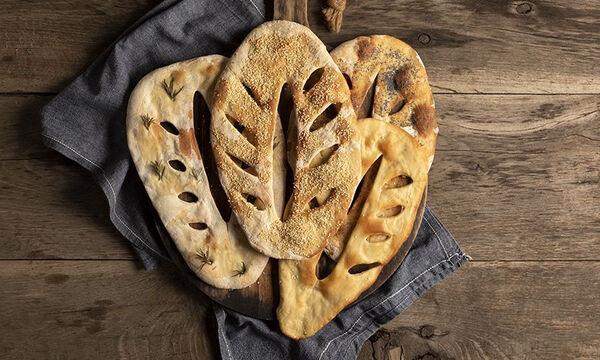 Λαγάνα (Fougasse) - Η γαλλική συνταγή για την πιο νόστιμη λαγάνα
