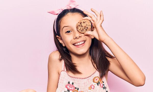 Τα πιο νόστιμα νηστίσιμα Chocolate Chip Cookies είναι αυτά (vid)
