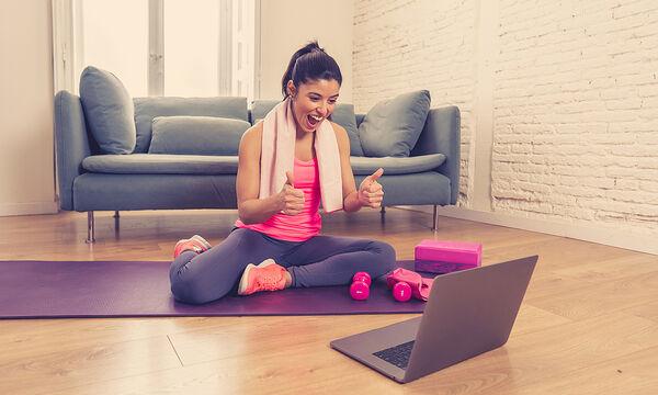 Αυτό το 20λεπτο πρόγραμμα γυμναστικής θα σας βοηθήσει να χάσετε θερμίδες