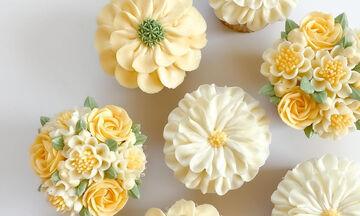 5+1 ιδέες για ανοιξιάτικα cupcakes - Φτιάξτε τα δικά σας με τα παιδιά