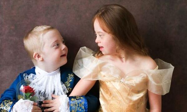 Παιδιά με Σύνδρομο Down μεταμορφώνονται σε ήρωες της Disney για καλό σκοπό