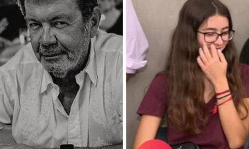 Γιάννης Λάτσιος: Φωτογραφίζεται με την κόρη του Λάουρα, μετά από καιρό