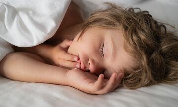 Γιατί η ρουτίνα ύπνου είναι σημαντική για τα παιδιά;