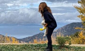 Μαρία Λεκάκη: Η throwback φωτογραφία με την κόρη της