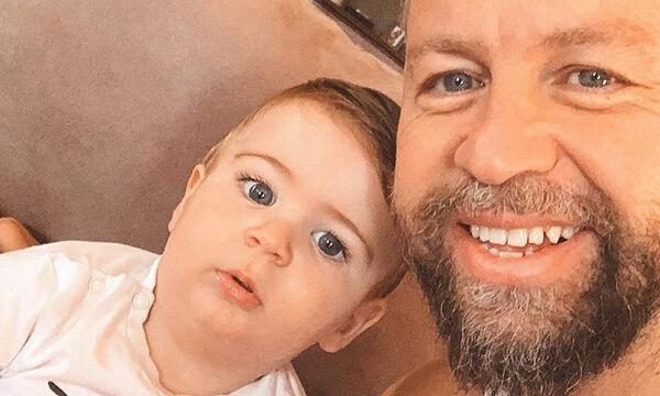Γιάννης Βαρδής: Ανέβασε το πιο απολαυστικό βίντεο με τον γιο του