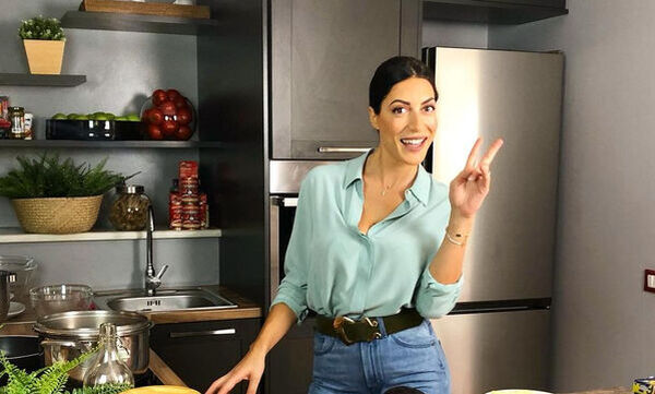 Φλορίντα Πετρουτσέλι: Η συνταγή της για πίτσα με ζύμη πατάτας