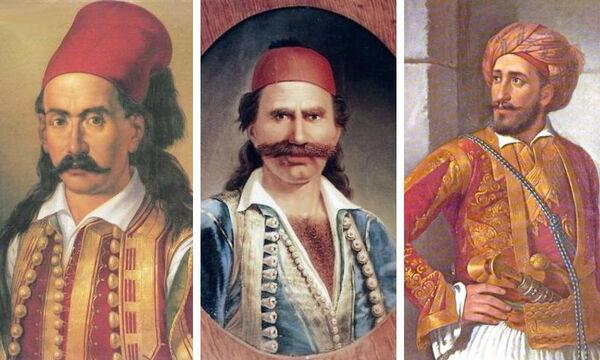 Γνωρίζουν τα παιδιά σας τους ήρωες της Επανάστασης του 1821;