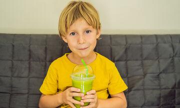 Τσάι matcha: Τα οφέλη στην υγεία του παιδιού (vid)
