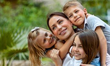 Έξι πράγματα που πρέπει να κάνουν οι μαμάδες για τα παιδιά τους κάθε μέρα