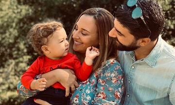 Κλέλια Πανταζή: Δε φαντάζεστε πού φωτογράφισε τον γιο της (pics)