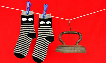 Έχετε παλιές κάλτσες; 40 ιδέες για να τις επαναχρησιμοποιήσετε (vid)