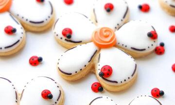 10 ιδέες για ανοιξιάτικα μπισκότα - Φτιάξτε τα δικά σας με τα παιδιά