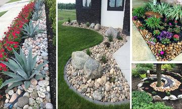 Όμορφες ιδέες για να διαμορφώσετε έναν μικρό κήπο στο σπίτι σας