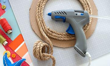 Tips για μαμάδες: DIY διακοσμητικά με σχοινί για το σπίτι ή το μπαλκόνι σας