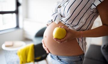 Πώς η διατροφή της εγκύου επηρεάζει το πεπτικό σύστημα του μωρού;