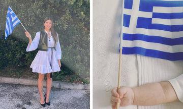 Οι αναρτήσεις των διάσημων Ελλήνων γονιών για την 25η Μαρτίου