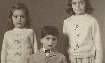 Πασίγνωστος Έλληνας ηθοποιός το αγοράκι της φωτογραφίας - Τον αναγνωρίζετε