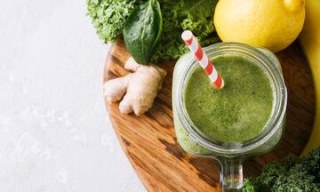 Μαμά και διατροφή: Πράσινο smoothie με μηδαμινές θερμίδες