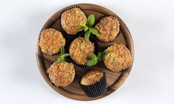 Αλμυρά muffins με μπρόκολο - Φτιάξτε τα κι εσείς