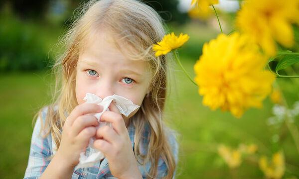 Εποχική αλλεργική ρινίτιδα στα παιδιά: Τρόποι αντιμετώπισης